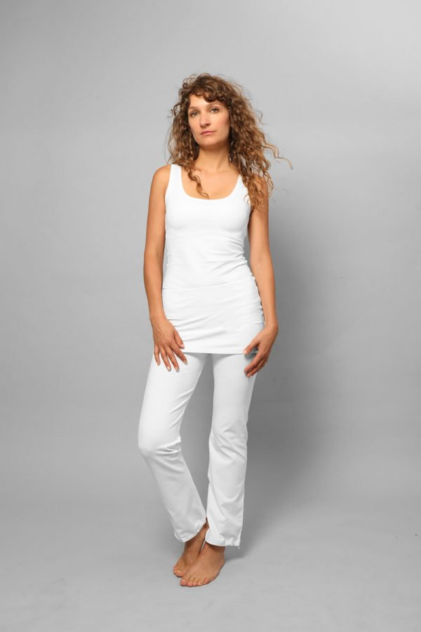 yamala pants white colthes breath of fire kundalini yoga