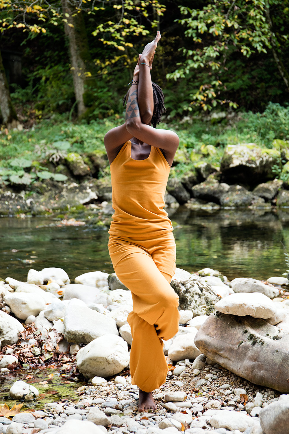 Breath of Fire Eco Yoga Fashion